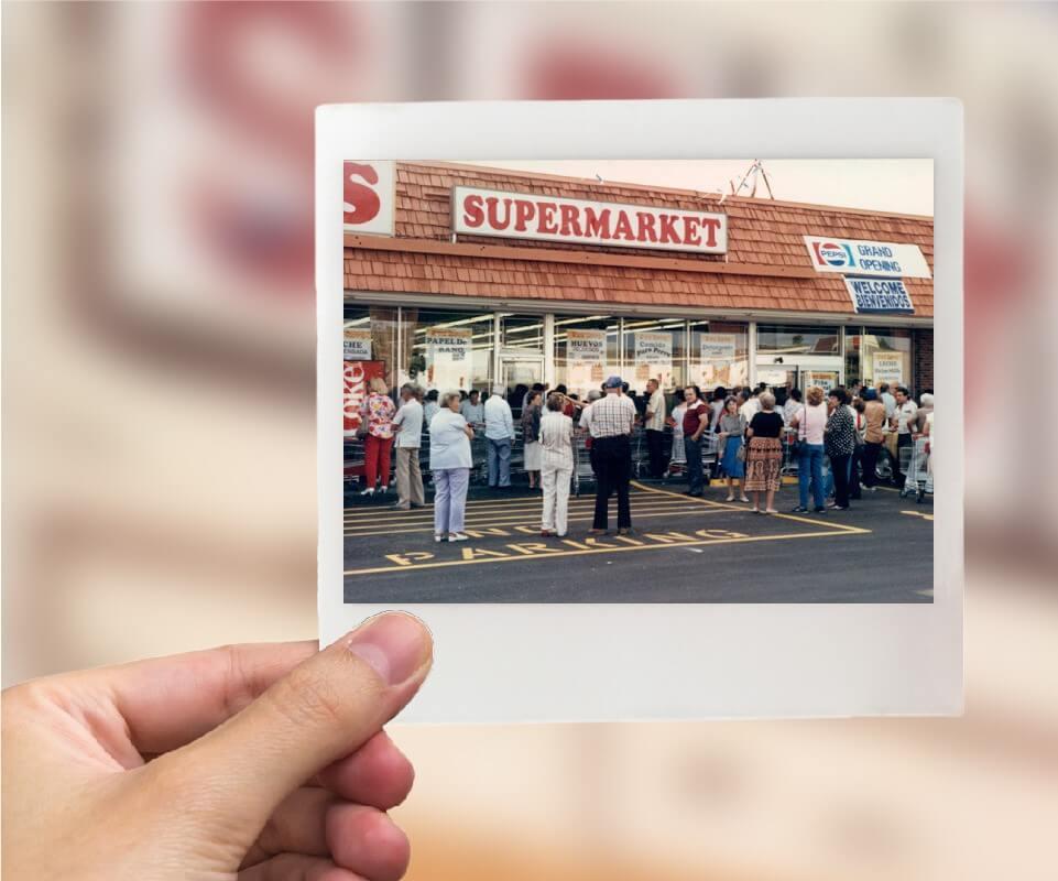 Sedano's supermarket about us